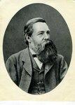 Фридрих Энгельс, фото 1879 года.