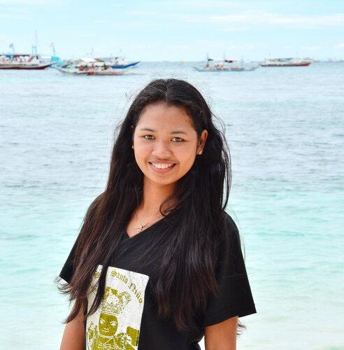 Добрая улыбка. Филиппины