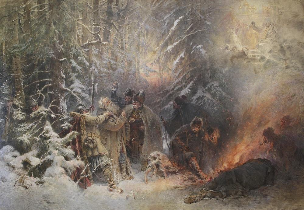 IVAN SUSANIN, 1914.