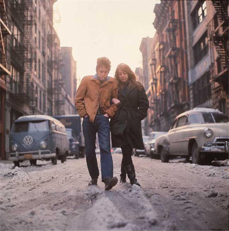 1963. Боб Дилан