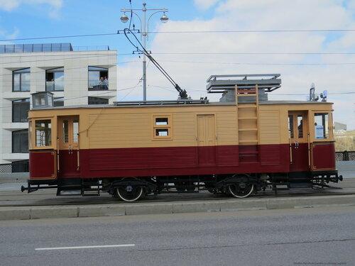 вагон-башня на базе Ф _2