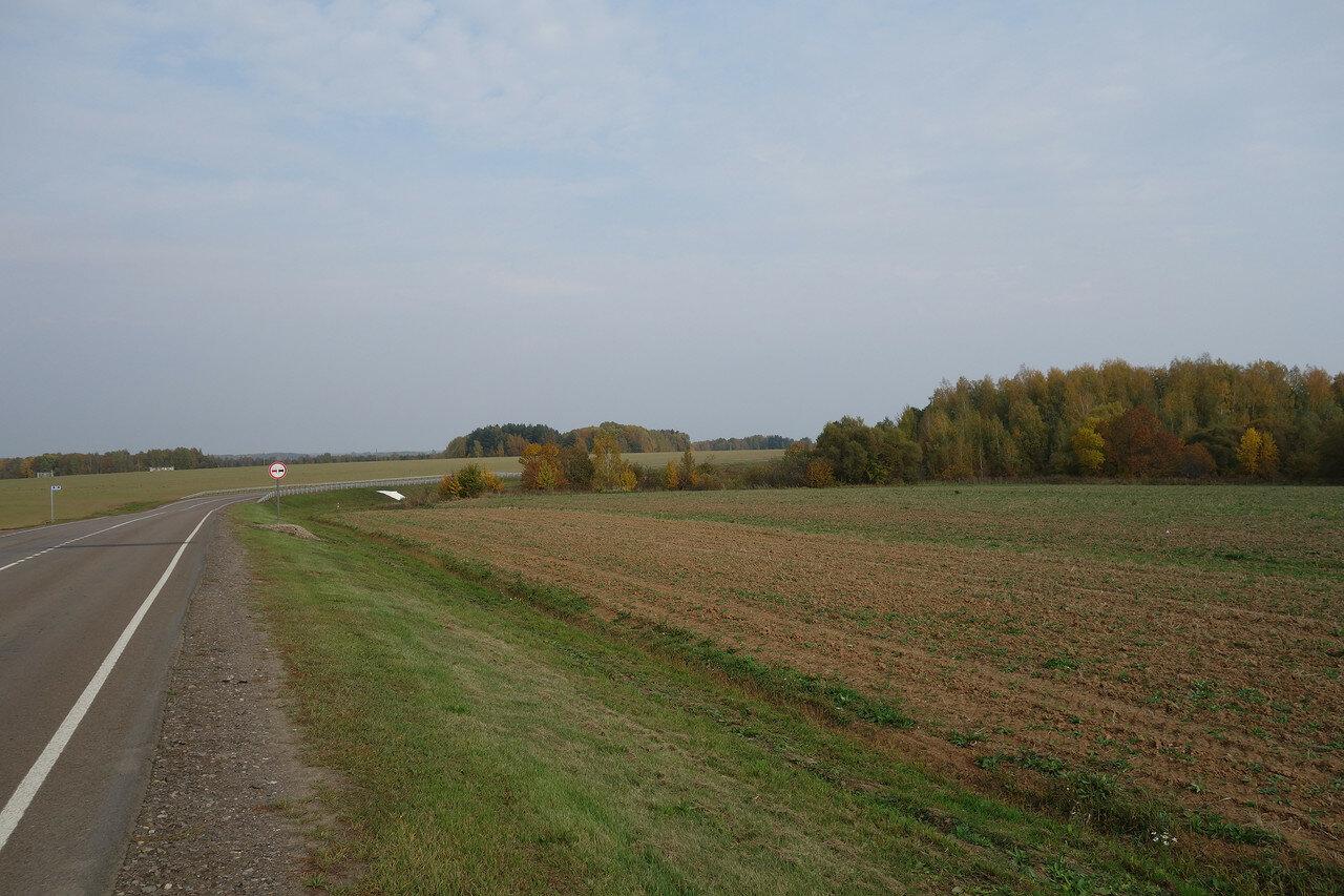 поля, луга, перелески Орловщины