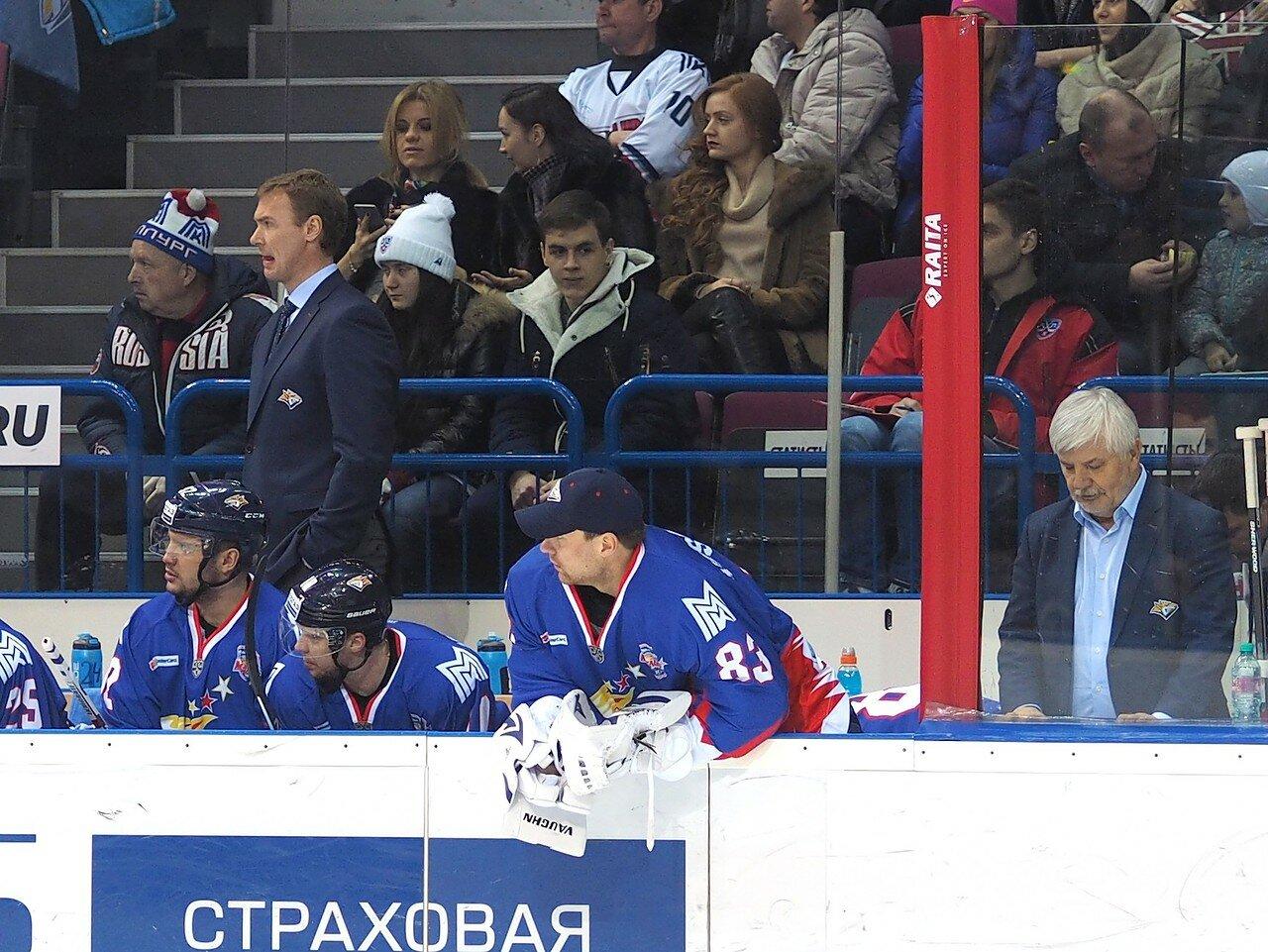 109Металлург - Спартак 13.01.2017