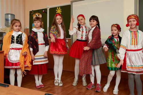Масленица в гимназии №38. 2017