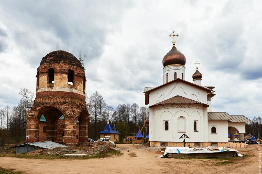 alexbelykh.ru, Феофилова Пустынь