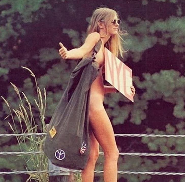 История в фотографиях. Женщины фестиваля Woodstock