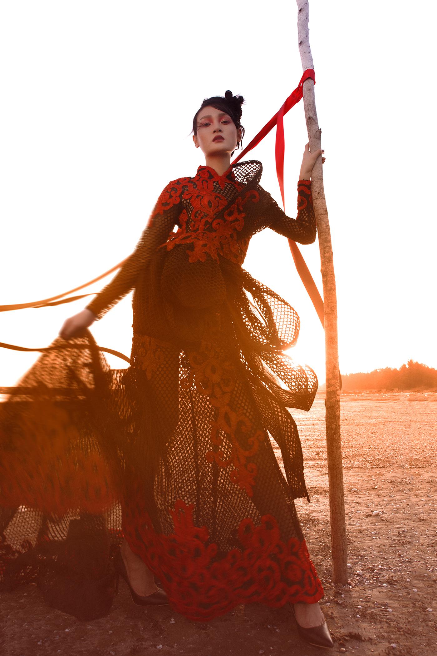 Đẹp magazine февраль 2017 / фото Ky Anh Tran
