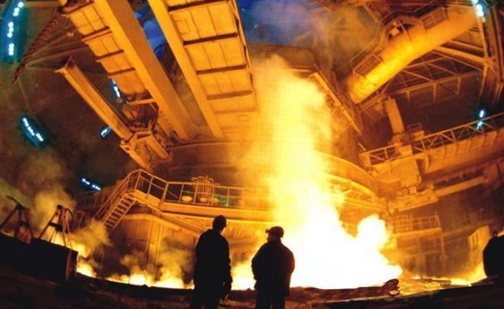 Промпроизводство вгосударстве Украина  весной  уменьшилось  на2,7%