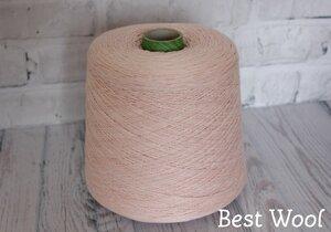 Manifatture tessili bresciane art. Oslo gazato col. Peonia (Светло-розовый)
