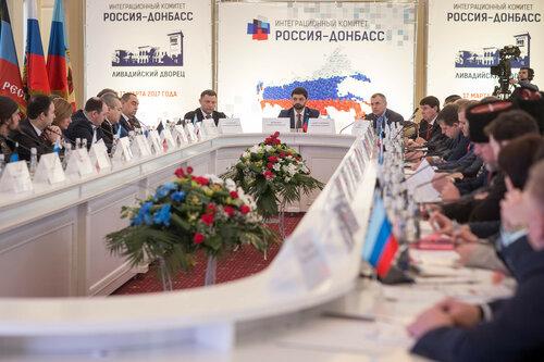 Захарченко иПлотницкий приедут вКрым с принципиальной миссией