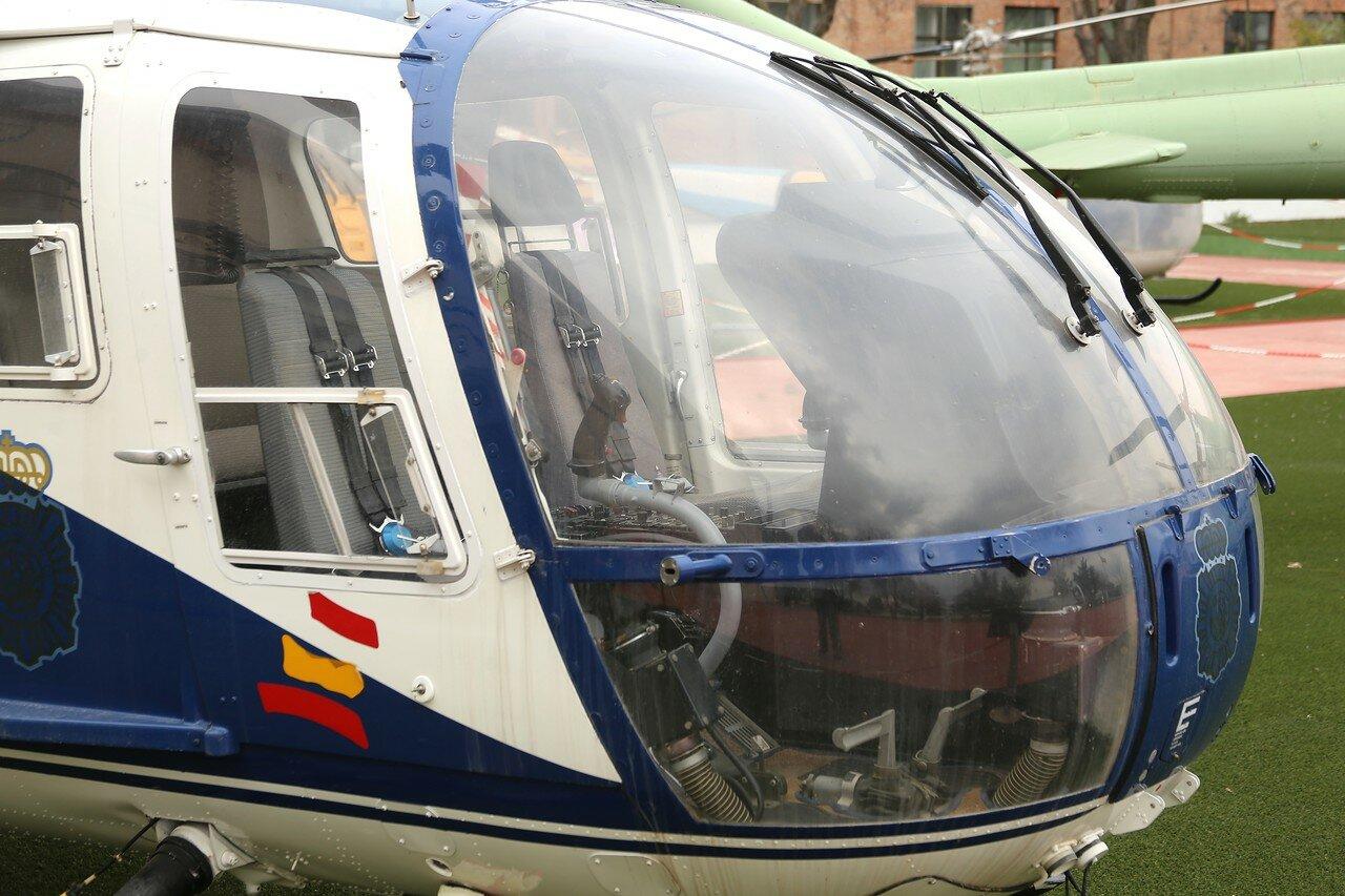 MBB Bo-105CB Police helicopter