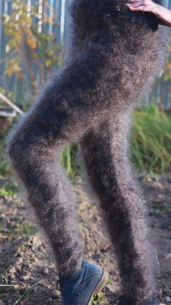 Пуховые штаны для йоги — последний оренбургский хит (13 фото)