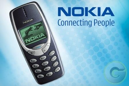 2000 год: Nokia 3310 последовала за невероятно популярной 3210, а вместе с ней появились и новые вер
