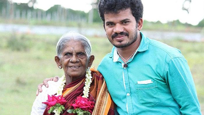Сейчас Саалумараде ни много ни мало, а целых 105 лет. Она посадила более 300 деревьев, каждым из