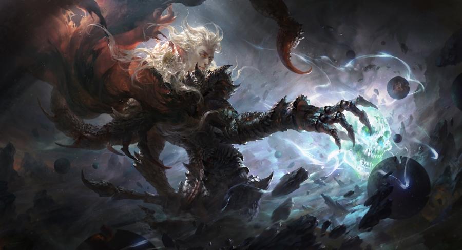 World of Fantasy: Guangjian Huang (5 фото)