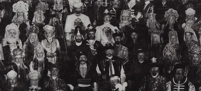 Воспоминания очевидца: «Впечатление получилось сказочное — от массы старинных национальных костюмов,