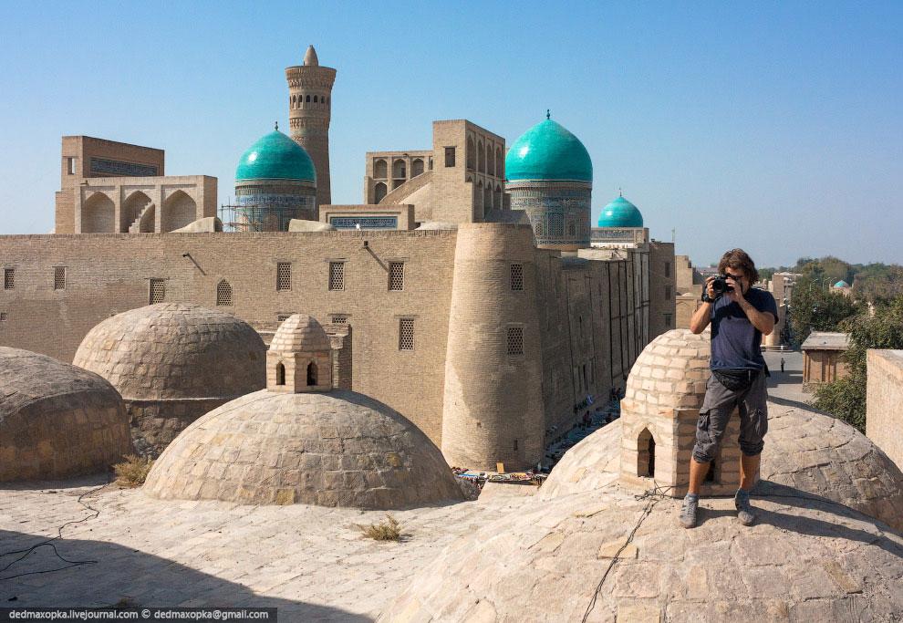 Бухара — один из древнейших городов Центральной Азии. Возраст её превышает 2 500 лет.