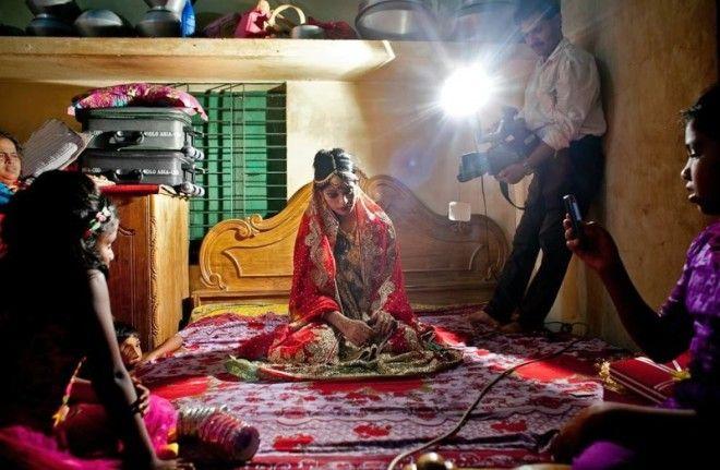 В Народной Республике Бангладеш самый высокий уровень детских браков в Южной Азии.