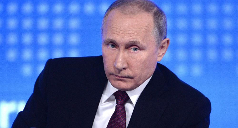 РФ  сильнее любого противника  — Путин