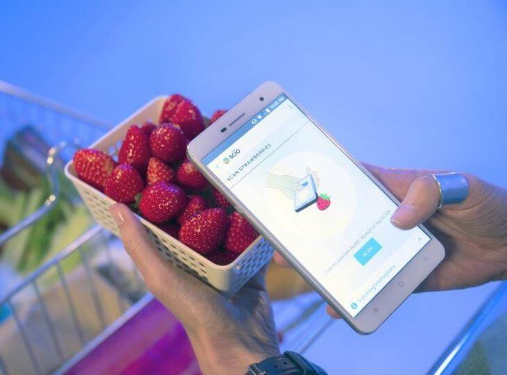CES 2017: представлен смартфон Changhong H2, способный чувствовать вкус