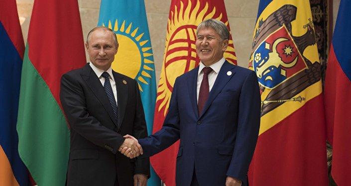 Путин посетит Казахстан, Киргизию иТаджикистан 27