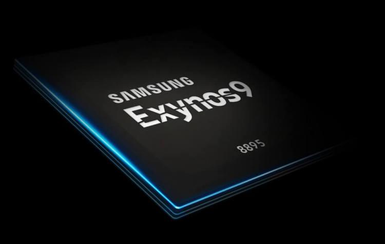 Самсунг представила новый процессор