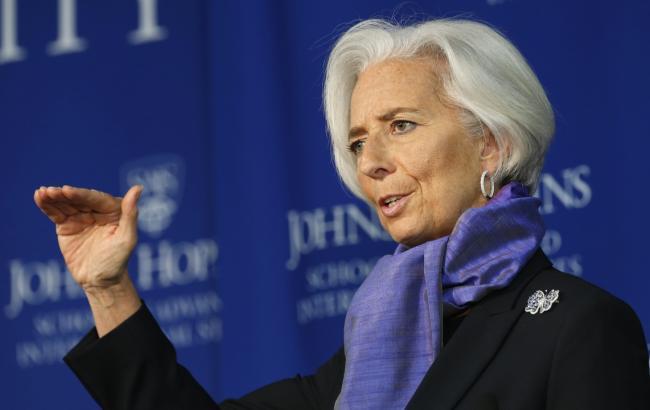 РФ вышла изкризиса— руководитель МВФ