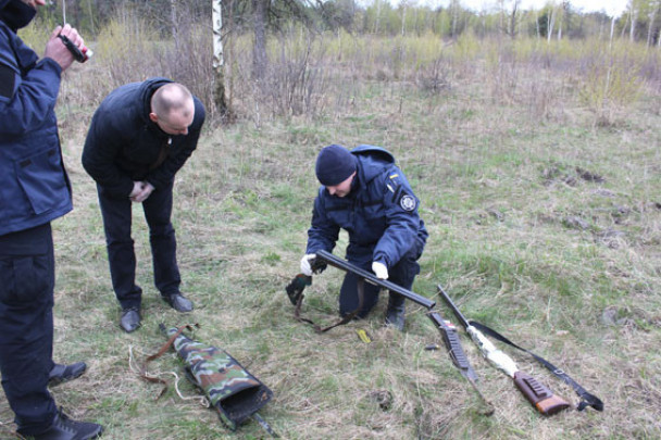 ВРовенской области ссора впроцессе охоты завершилась гибелью человека