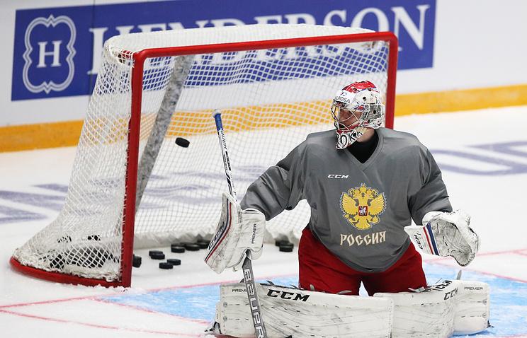 Сборная РФ похоккею обыграла Чехию взаключительном матче чешского этапа Евротура