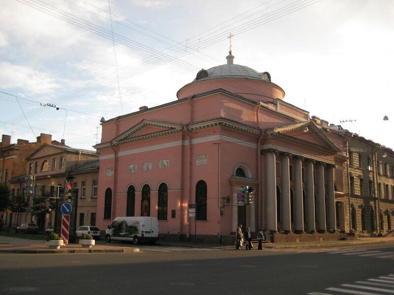 Скорбященская церковь (Санкт-Петербург)