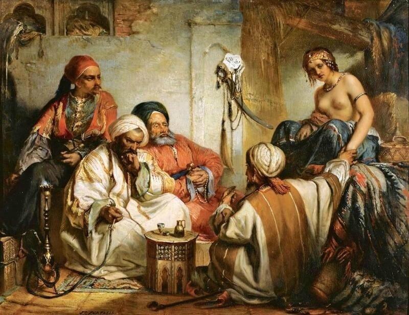 Невільник (полонений, вязень, раб)