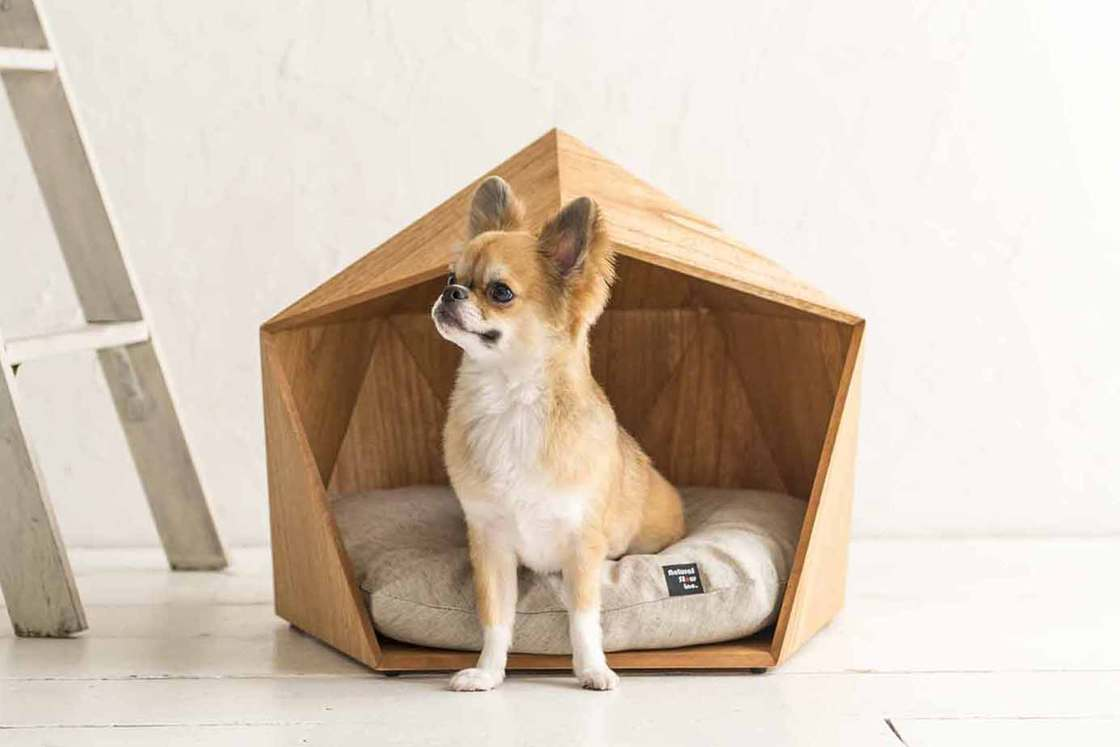 Natural Slow - Beautiful geometric pet beds for your dogs and cats