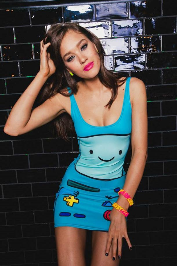 Adventure Time VS. Black Milk - An explosive collection!