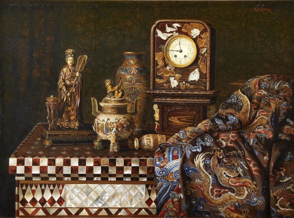 Картинки по запросу Макс Шёдль (Max Schodl) (1834 – 1921) - мастер натюрмортов