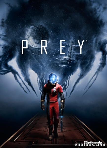 Prey (2017/RUS/ENG/GER/RePack от xatab)