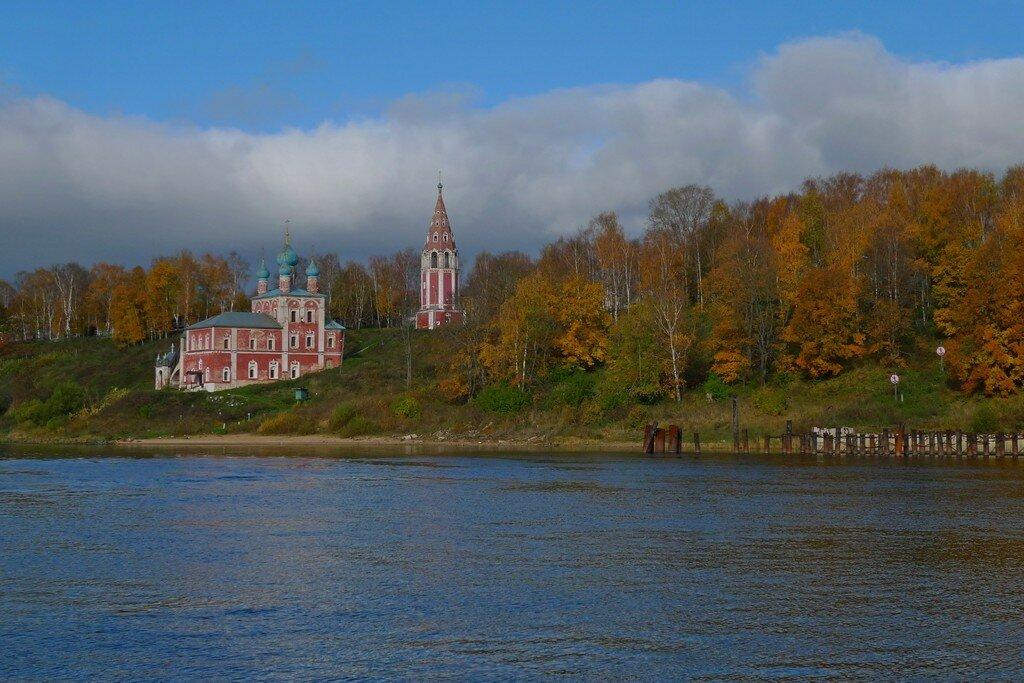 Тутаев - 11 октября 2016 года. Борисоглебская сторона