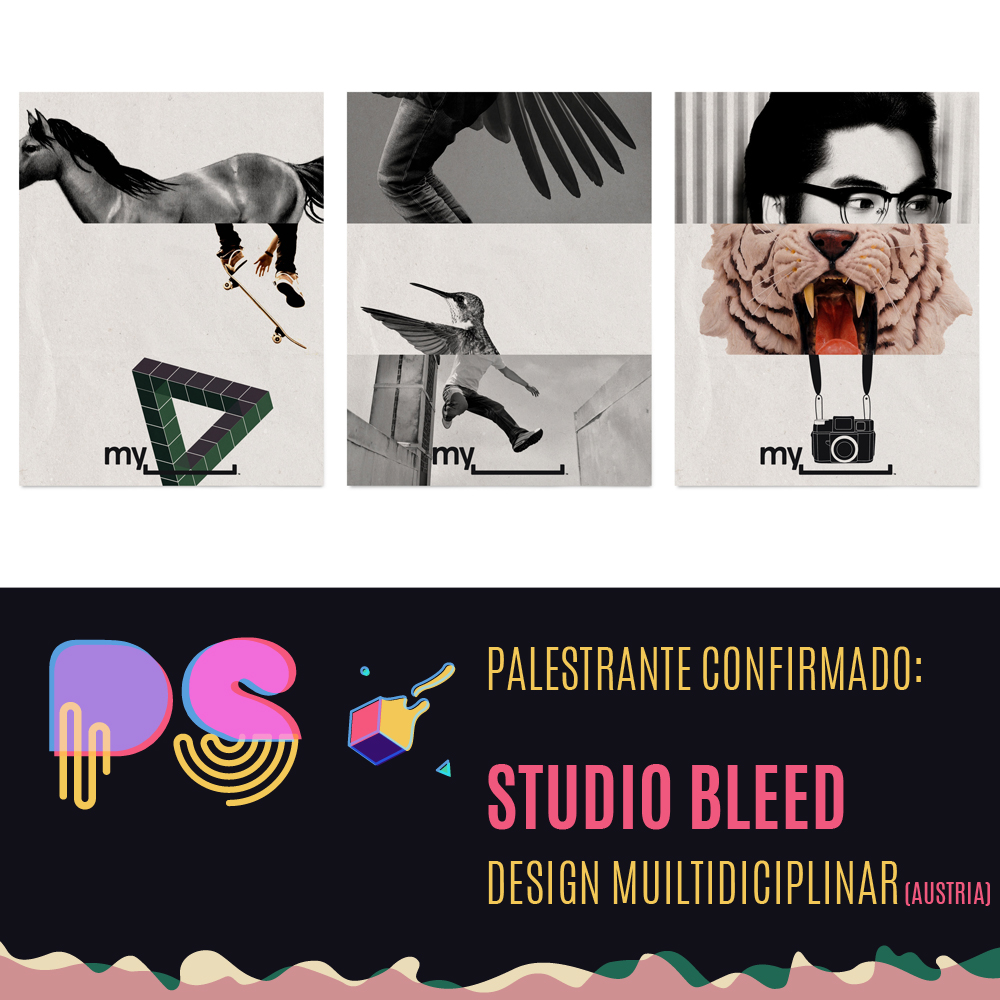 Bleed e um estudio de design multidisciplinar (4 pics)