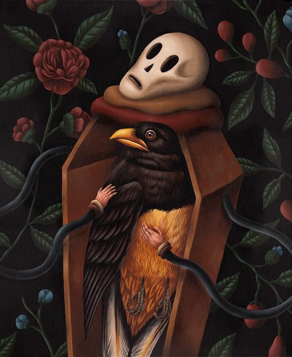 La Petite Mort Gallery by Aitch & Saddo