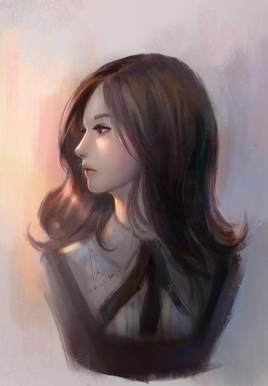 Digital Paintings by Nguyen Uy Vu