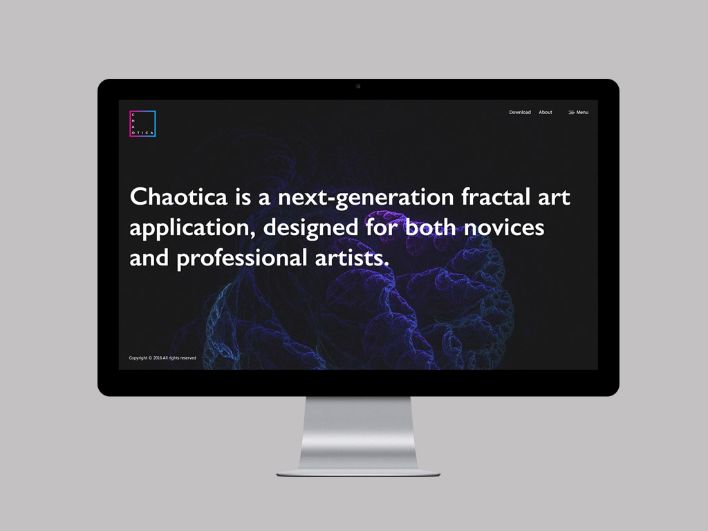 Chaotica Branding by Camilo Herrera