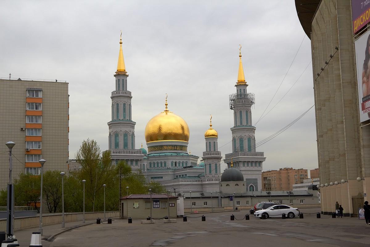 Москва - Мещанская