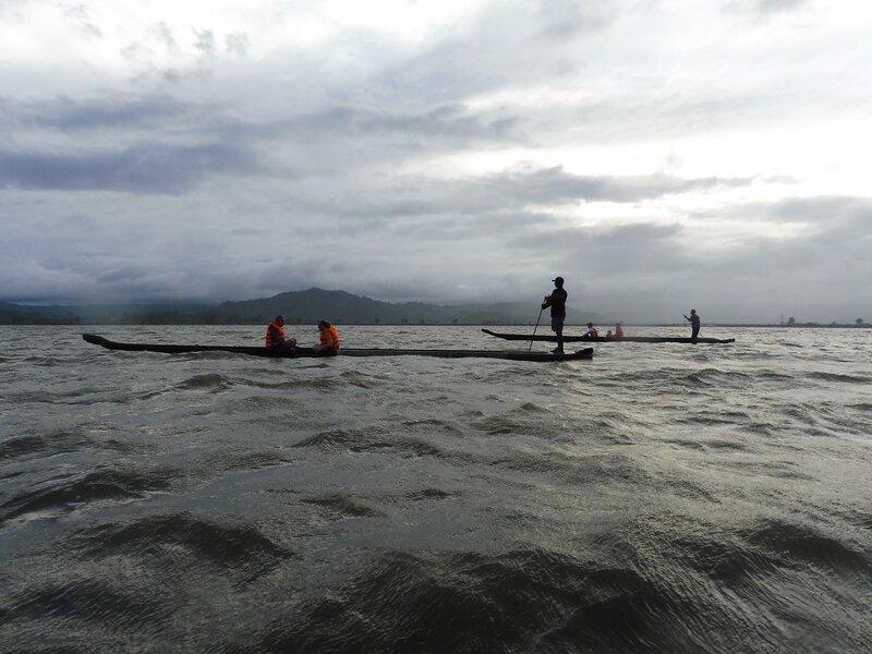 На озере Лак