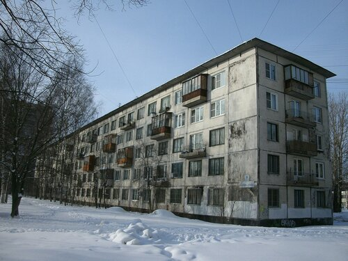 ул. Евдокима Огнева 8к2