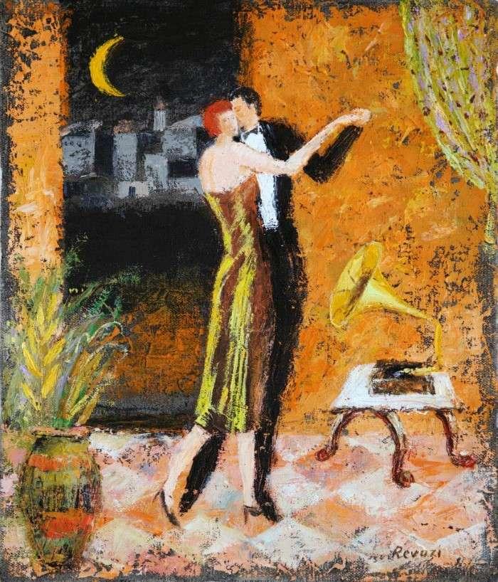Гиа Ревази: Я верю в поэзию и цвет.