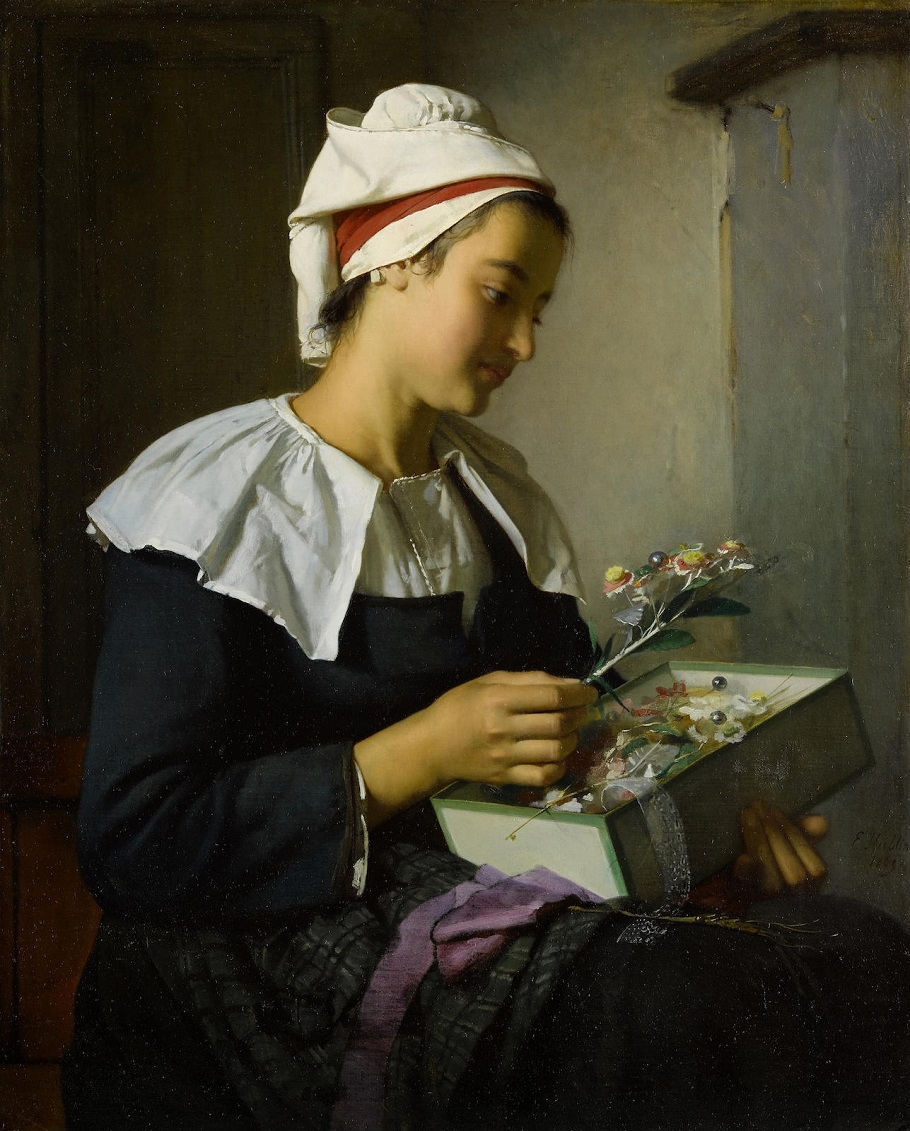 A beautiful gift, 1869.jpg