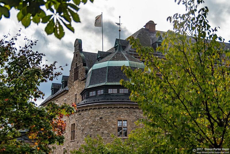 Швеция. Замок Эребру