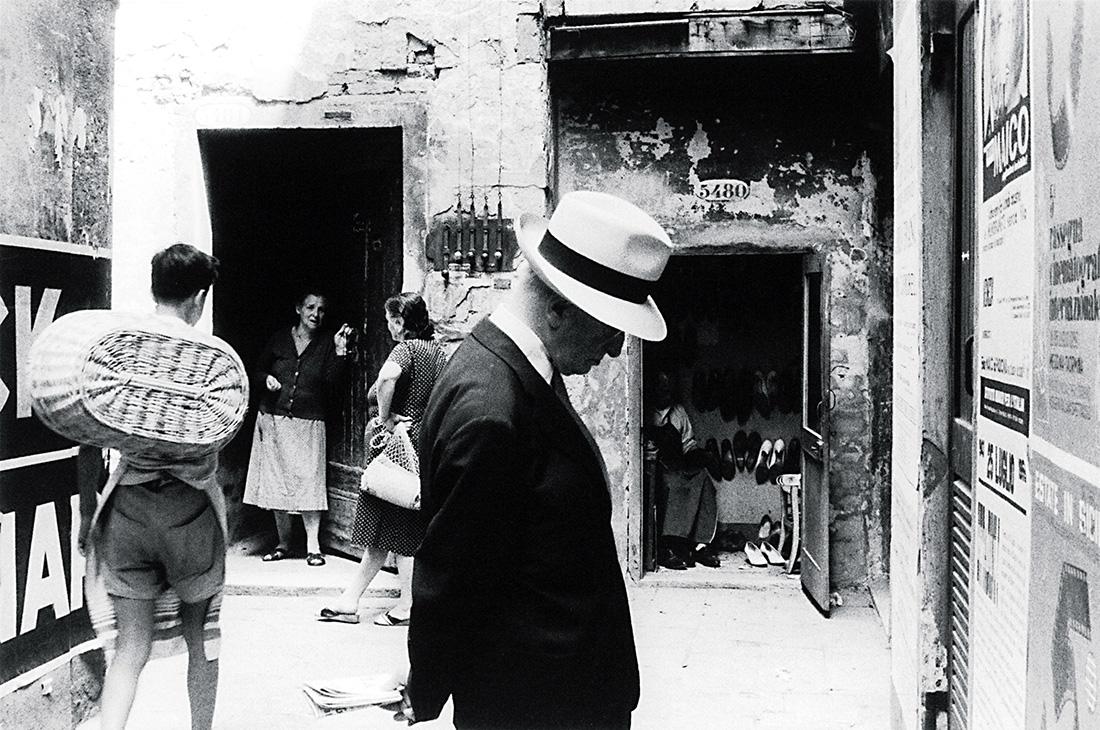 1959. Венеция