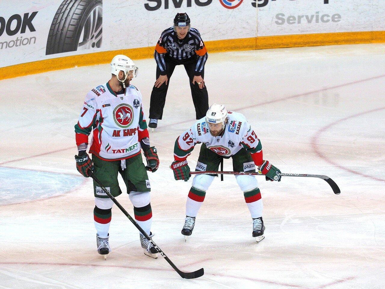 45 Первая игра финала плей-офф восточной конференции 2017 Металлург - АкБарс 24.03.2017