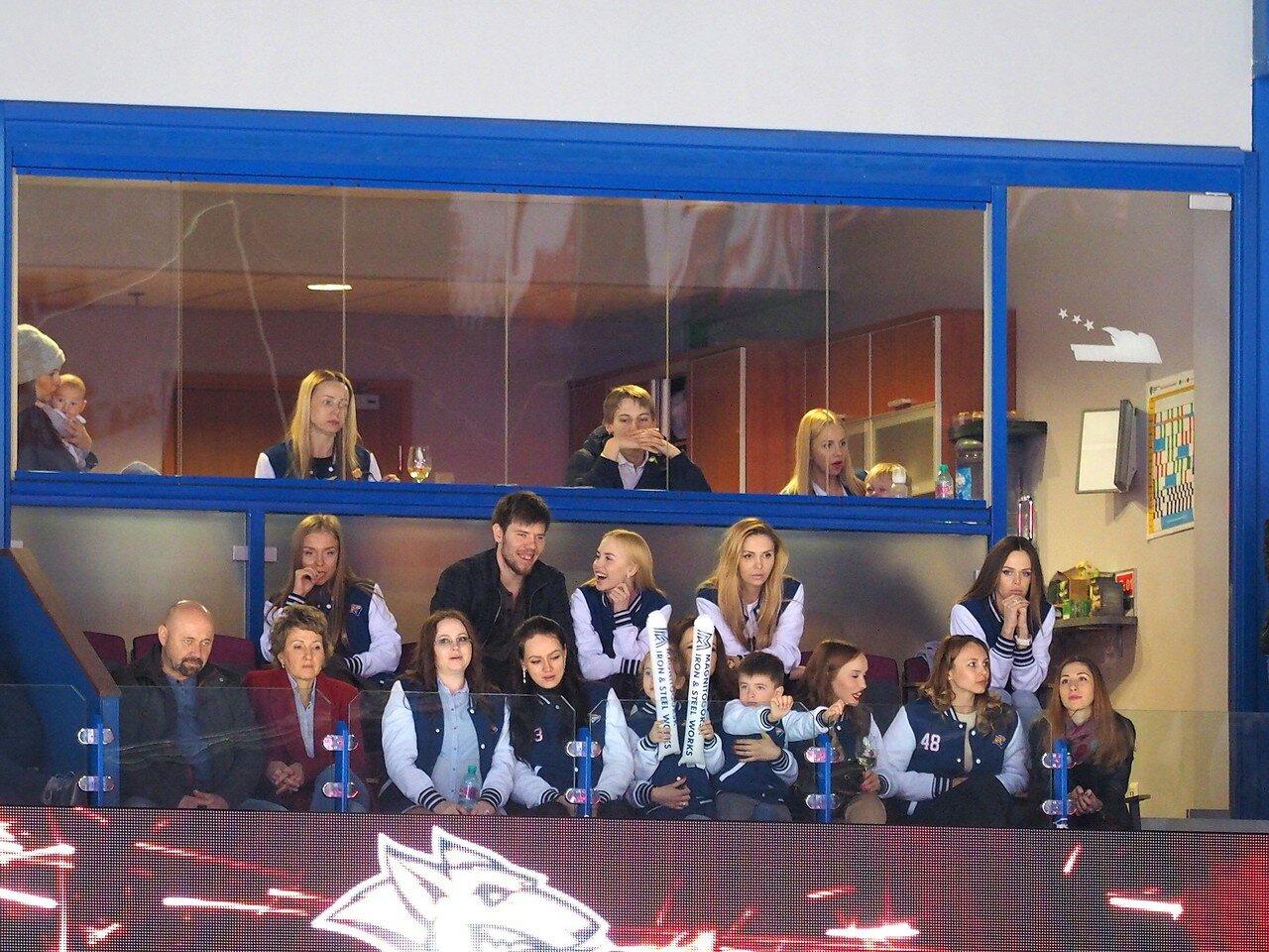 80 Первая игра финала плей-офф восточной конференции 2017 Металлург - АкБарс 24.03.2017