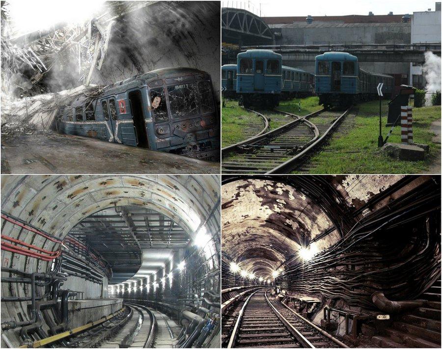 Метро-2: секретные бункеры Москвы